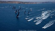 San Pedro, CA (July 17, 2021) – Powered by the best breeze of the week – 10-15 knots at the start off Point Fermin – today's final 19 entries in four divisions vaulted off the start line towards Honolulu, 2225-miles […]
