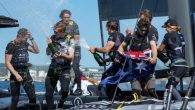 Plymouth, UK (July 18, 2021) – The Australia SailGP Team celebrated its first event win of SailGP Season 2, being crowned champion of the Great Britain Sail Grand Prix on Plymouth Sound. The Aussies, skippered by Tom Slingsby, beat France […]