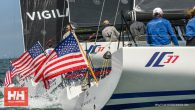 Newport, RI (July 18, 2021) – Over the first two days of the Melges IC37 US National Championship, the defending champion Pacific Yankee team was dominant, winning three of four races and building a substantial lead. But, says skipper Drew […]