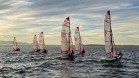 Jonathan and Libby McKee topped the 24 entrants to win the 2021 Tasar US National Championship held September 25-26 in Seattle, WA. With a recent record-sized fleet, and the most competitive field in years (including three World Champion teams), the […]