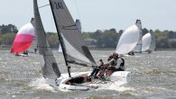 Winning the last race and the tiebreaker, Doug Clark and his team win Charleston Race Week's top one-design trophy, plus insights from across all fleets. Charleston Race Week race committees on all four inside circles banged off two races in […]