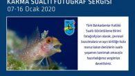 1954 yılında kurulan Türk Balıkadamlar Kulübü'nün Sualtı Görüntüleme Birimi fotoğrafçıları tarafından bir sergi hazırlandı. Çevresel bozulmalara ve aşırı kirliliğe maruz kalan denizlerin sualtı yaşamını tanıtarak, çevre bilincinin gelişmesine katkı sağlamayı amaçlayan Sualtının Gizemli Dünyası Karma Fotoğraf Sergisi 7-16 Ocak arasında […]