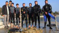 Sinop Üniversitesi Sağlık Yüksekokulu Hemşirelik Bölümü'nde eğitim gören bir grup öğrenci, temizlik yapmak amacıyla dalgıçlar eşliğinde denize daldı. Toplumsal duyarlılık dersi kapsamında SinopKarakum mevkisinde yapılan etkinlikte Sinop Üniversitesi Meslek Yüksekokulu Sualtı Teknolojisi Bölümü dalgıçları eşliğinde denize dalan hemşire adayları kıyıya […]