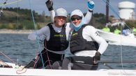 Boston, MA (September 25, 2021) – Augie Diaz and Barbie Brotons (USA) were able to sail conservatively in the final race today to ensure their win at the 2021 Snipe Western Hemisphere & Orient Championship. With a 10 point lead […]