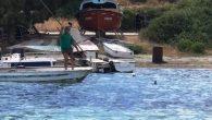 Bodrum'da kıyıya kadar gelen camgöz olduğu tahmin edilen köpek balığını 2 kişi tarafından adeta işkence edilir şekilde öldürülme anları saniye saniye görüntülendi. İlkel bir şekilde mızrakla defalarca vurularak yaralanan köpek balığını öldürülmesi görenleri şok etti. Gümbet Koyu'ndan teknesi ile Akvaryum […]