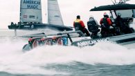 American Magic skipper Terry Hutchinson and helmsman Dean Barker are no strangers to America's Cup racecourses, having sailed both with and against each other across multiple campaigns for the oldest trophy in international sports. Back together again, they're leading the […]