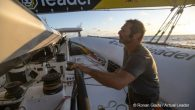 (November 29, 2019; Day 25) – At 10:02am today, Actual Leader crossed the equator, which means that all three Ultim 32/23 Class trimarans racing in the 14,000nm Brest Atlantiques are now sailing in the Northern Hemisphere, with Maxi Edmond de […]